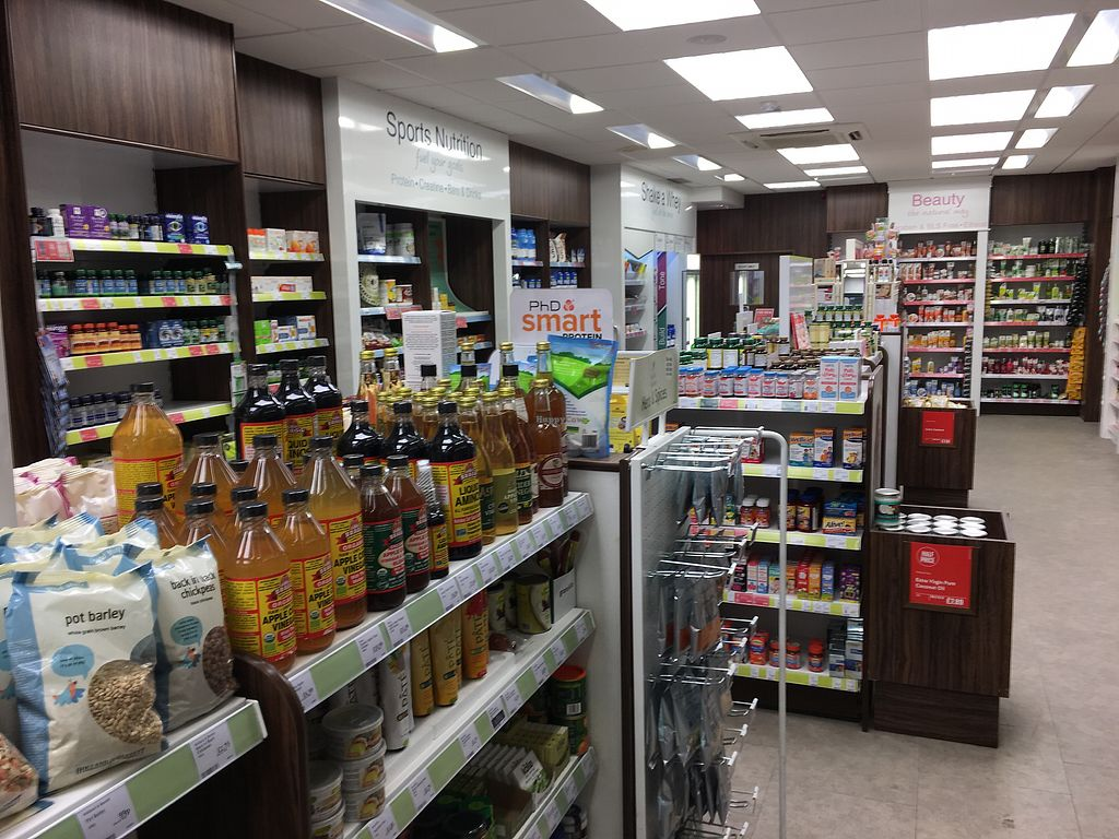 "Photo of Holland and Barrett  by <a href=""/members/profile/hack_man"">hack_man</a> <br/>Inside  <br/> March 31, 2018  - <a href='/contact/abuse/image/36082/378865'>Report</a>"