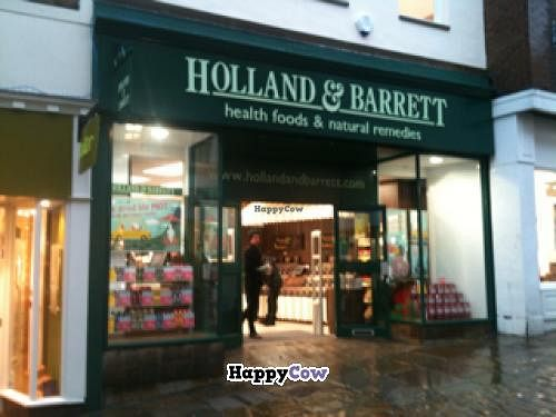 "Photo of Holland and Barrett  by <a href=""/members/profile/hack_man"">hack_man</a> <br/>The New Store on Silver Street <br/> December 23, 2013  - <a href='/contact/abuse/image/36082/60762'>Report</a>"