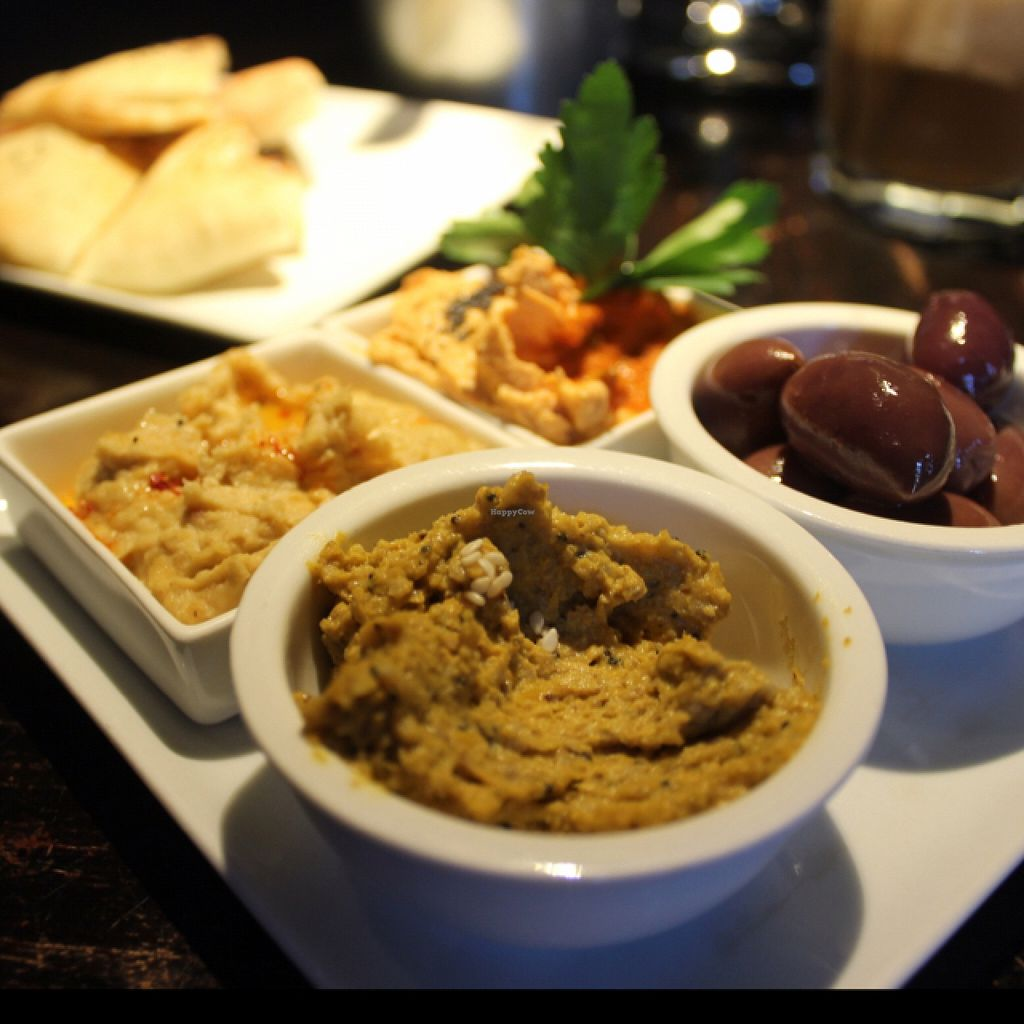 """Photo of Radost Fina Kuhinjica  by <a href=""""/members/profile/TJ"""">TJ</a> <br/>mezze plate!  <br/> January 19, 2016  - <a href='/contact/abuse/image/36109/133065'>Report</a>"""