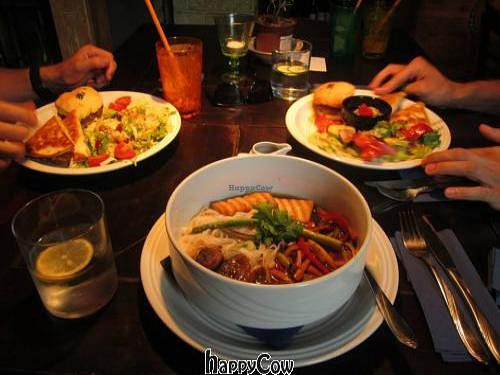 """Photo of Radost Fina Kuhinjica  by <a href=""""/members/profile/natik"""">natik</a> <br/>our main courses that night <br/> June 23, 2013  - <a href='/contact/abuse/image/36109/50050'>Report</a>"""