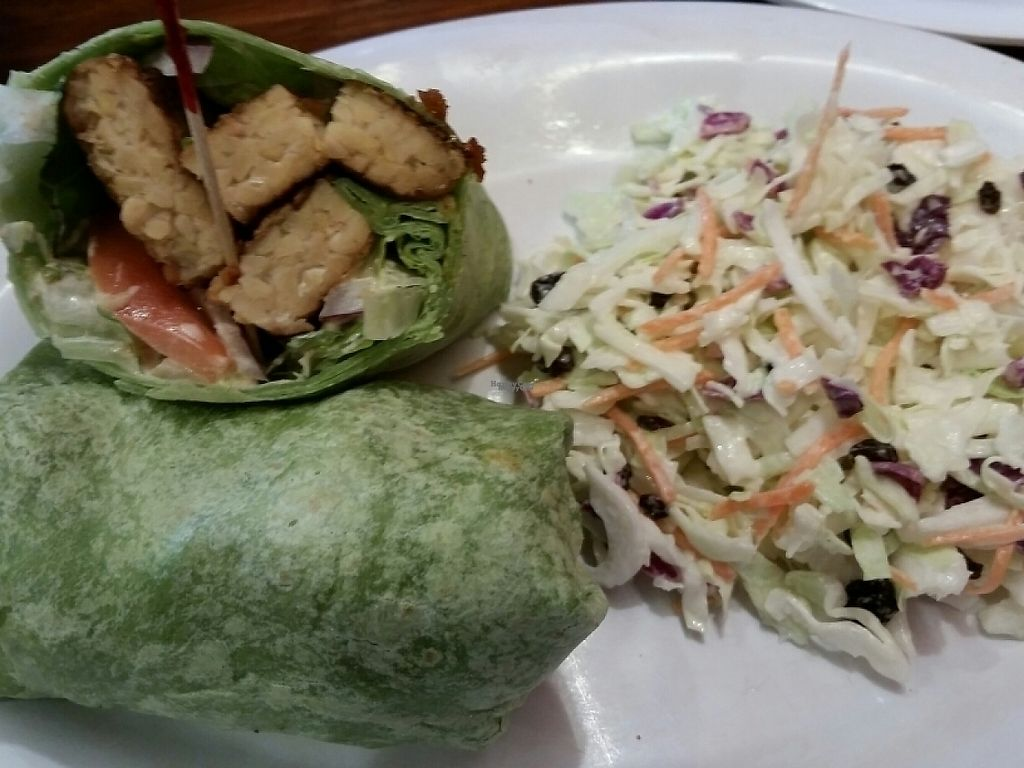 """Photo of Veggie Grill - Westwood  by <a href=""""/members/profile/eric"""">eric</a> <br/>Bali bliss as a wrap <br/> December 8, 2016  - <a href='/contact/abuse/image/36125/198412'>Report</a>"""