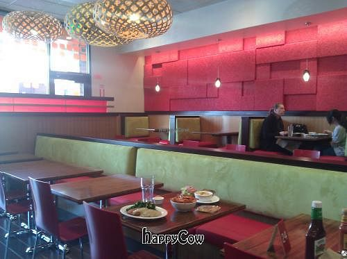 """Photo of Veggie Grill - Westwood  by <a href=""""/members/profile/eric"""">eric</a> <br/>Inside <br/> January 5, 2013  - <a href='/contact/abuse/image/36125/42380'>Report</a>"""
