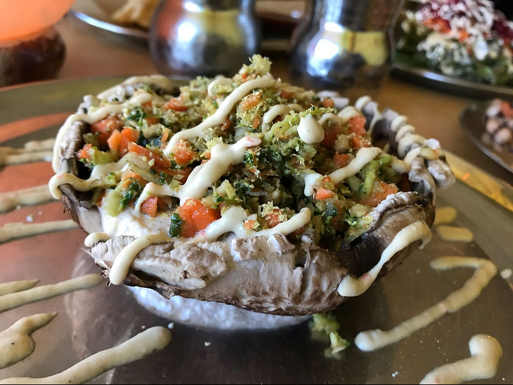 """Photo of Tastebuds  by <a href=""""/members/profile/tonyakay"""">tonyakay</a> <br/>raw vegan portobello  <br/> December 28, 2016  - <a href='/contact/abuse/image/36143/205776'>Report</a>"""