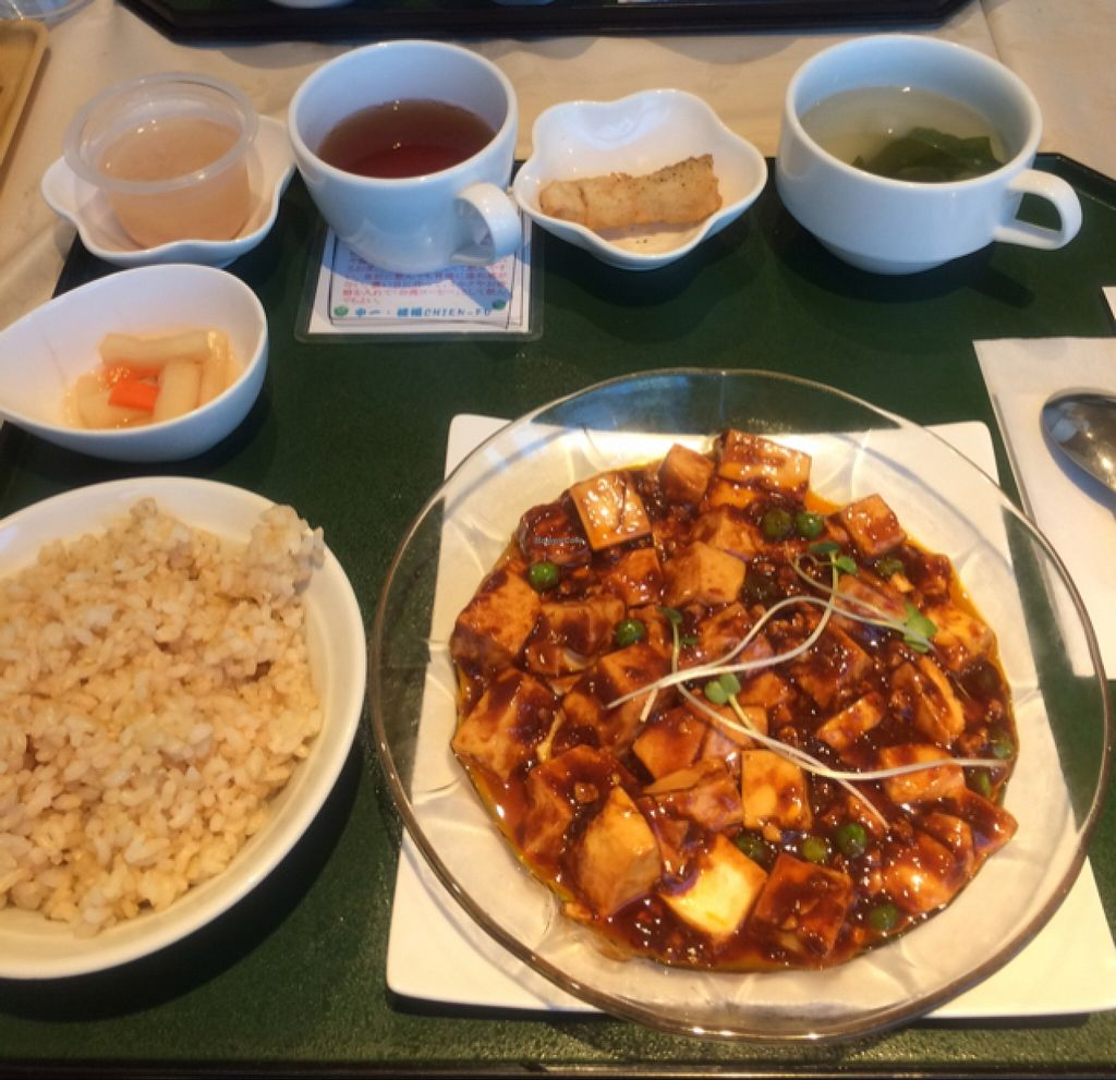 "Photo of Chien Fu  by <a href=""/members/profile/SunnyJudy"">SunnyJudy</a> <br/>Mapo tofu! <br/> November 21, 2015  - <a href='/contact/abuse/image/36159/125729'>Report</a>"
