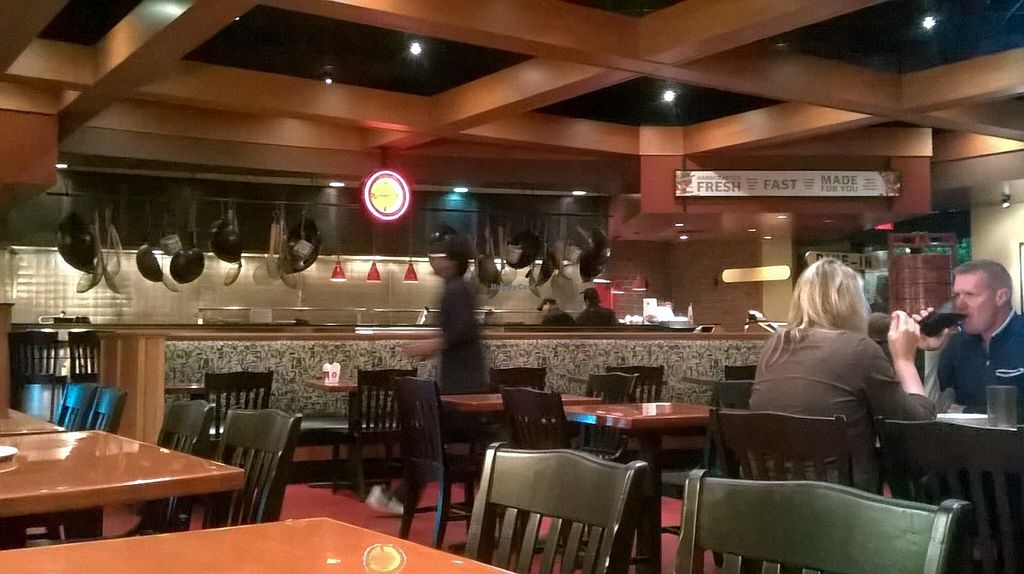 Photo of Pei Wei Asian Diner  by Navegante <br/>Interior, Oct 2015 <br/> November 1, 2015  - <a href='/contact/abuse/image/36183/123460'>Report</a>