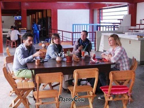 "Photo of Comer con Corazon  by <a href=""/members/profile/CorazonesParaPeru"">CorazonesParaPeru</a> <br/>Los clientes en 'Comer con Corazón' <br/> January 15, 2013  - <a href='/contact/abuse/image/36219/42959'>Report</a>"