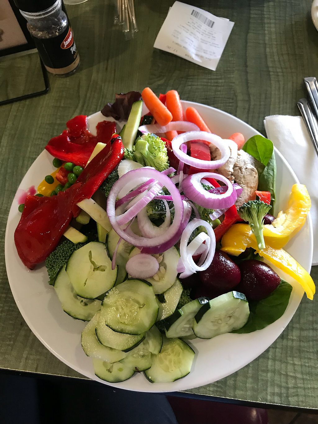 """Photo of Jason's Deli  by <a href=""""/members/profile/ashlinmichelle7"""">ashlinmichelle7</a> <br/>Yummy <br/> May 3, 2018  - <a href='/contact/abuse/image/36242/394579'>Report</a>"""