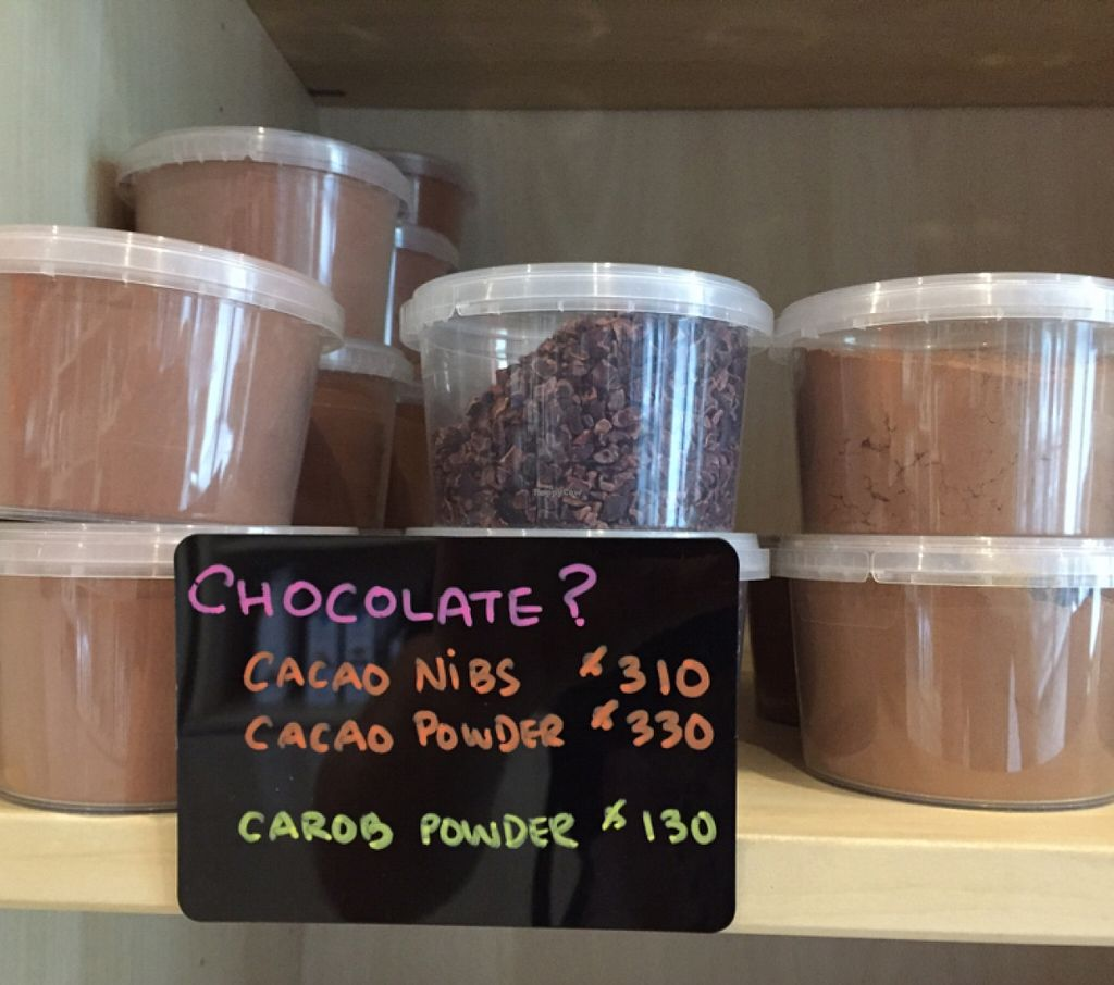"Photo of Radiance Wholefoods  by <a href=""/members/profile/Jrosworld"">Jrosworld</a> <br/>Cacao <br/> November 20, 2015  - <a href='/contact/abuse/image/36318/125589'>Report</a>"