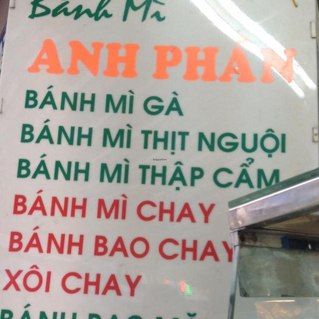 """Photo of Anh Phan  by <a href=""""/members/profile/Kimxula"""">Kimxula</a> <br/>veg options in red <br/> October 16, 2014  - <a href='/contact/abuse/image/36344/83066'>Report</a>"""