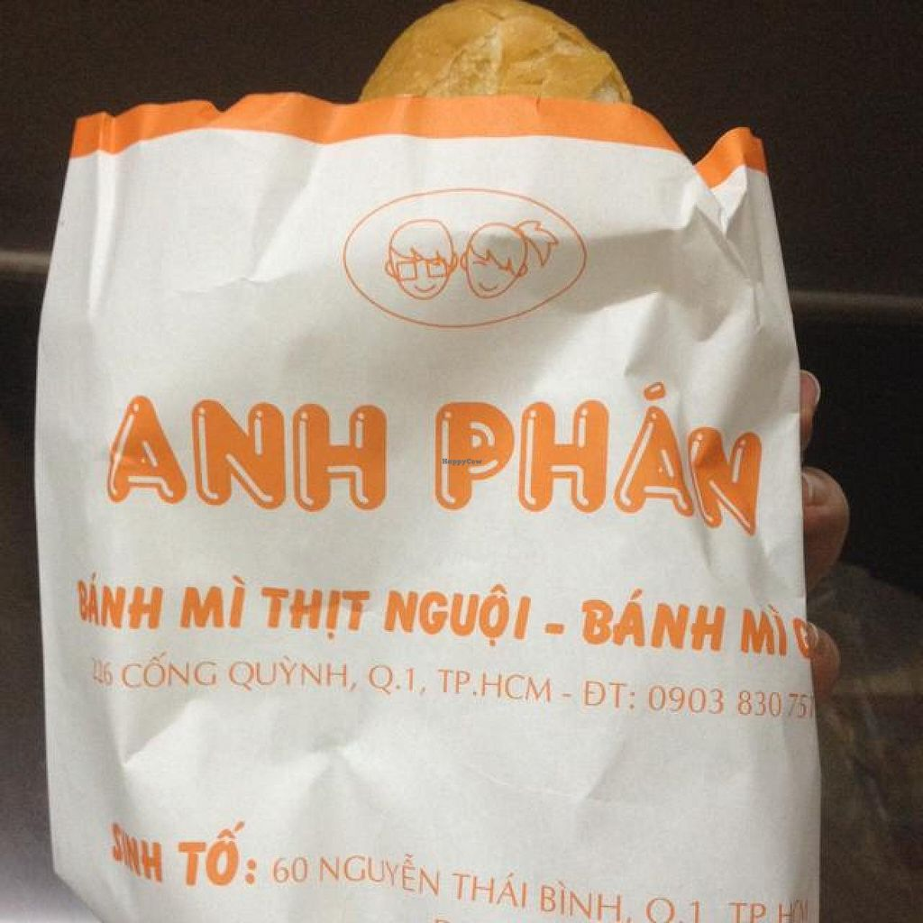 """Photo of Anh Phan  by <a href=""""/members/profile/Kimxula"""">Kimxula</a> <br/>veg banh mi <br/> October 16, 2014  - <a href='/contact/abuse/image/36344/83067'>Report</a>"""