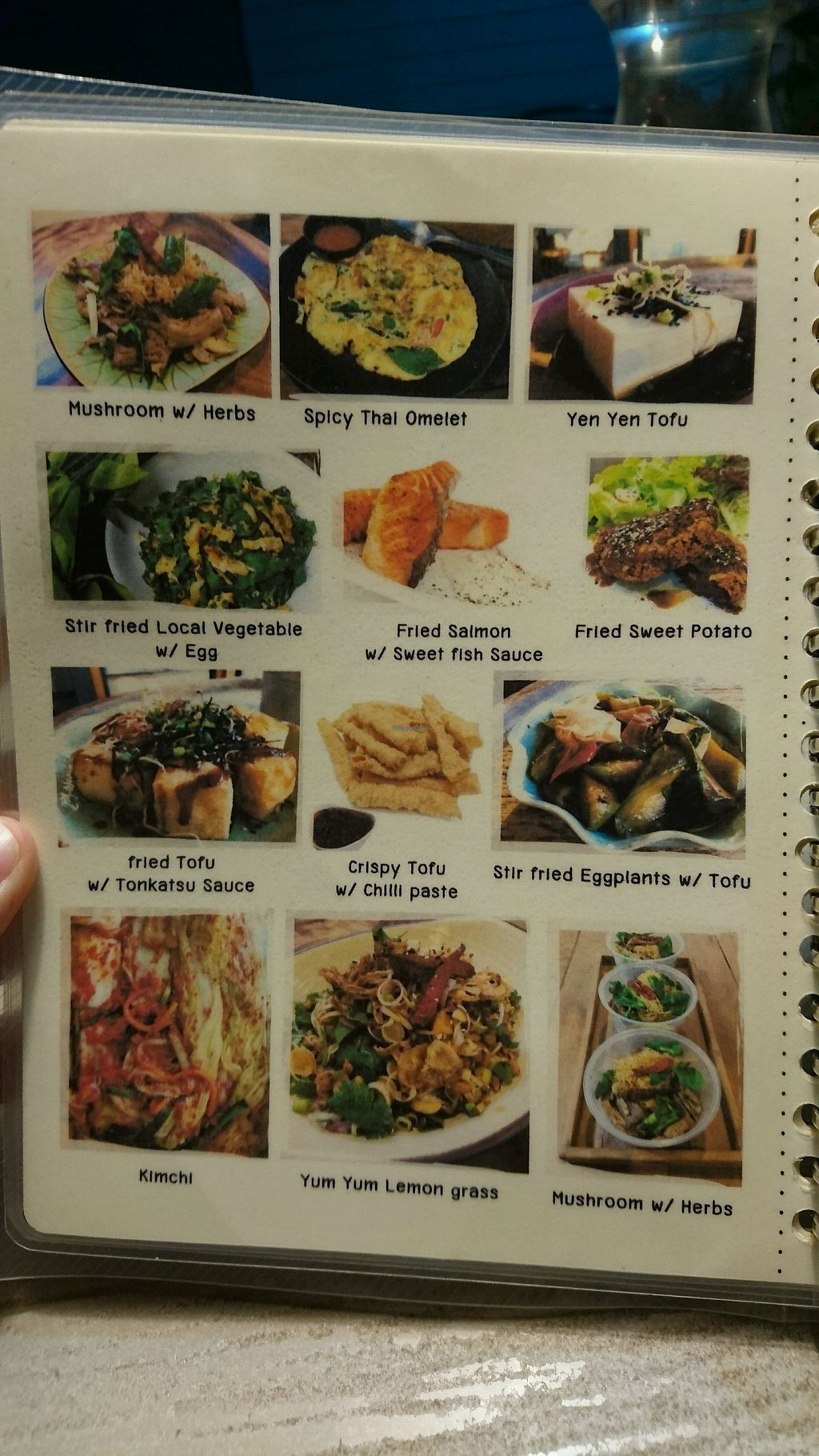 "Photo of Samui Health Shop by Lamphu  by <a href=""/members/profile/AnthonyMTL"">AnthonyMTL</a> <br/>Photos of menu items  <br/> January 2, 2018  - <a href='/contact/abuse/image/36345/342106'>Report</a>"