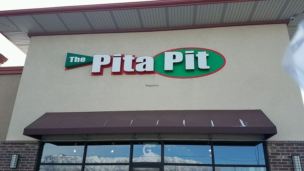 "Photo of Pita Pit  by <a href=""/members/profile/MatthewLyon"">MatthewLyon</a> <br/>exterior that faces to street <br/> February 21, 2018  - <a href='/contact/abuse/image/36425/362119'>Report</a>"