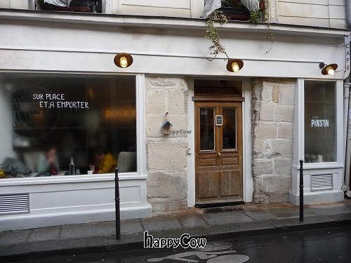 "Photo of Cafe Pinson - Marais  by <a href=""/members/profile/JonJon"">JonJon</a> <br/> January 28, 2013  - <a href='/contact/abuse/image/36460/43451'>Report</a>"