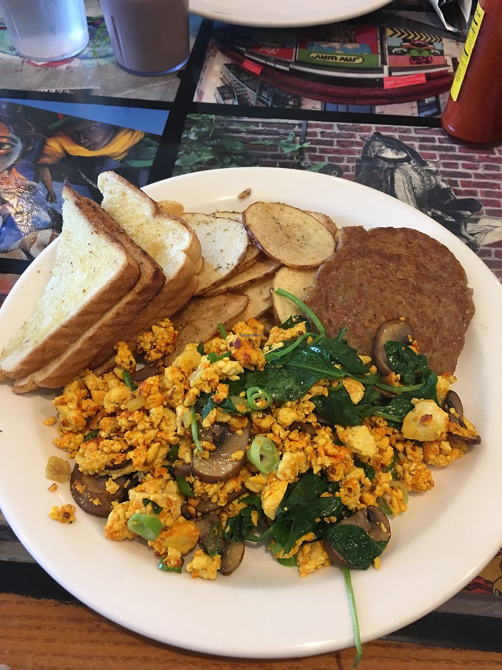 "Photo of Allston Diner  by <a href=""/members/profile/allstonvegan"">allstonvegan</a> <br/>The Ultimate Breakfast <br/> September 24, 2017  - <a href='/contact/abuse/image/36512/307806'>Report</a>"