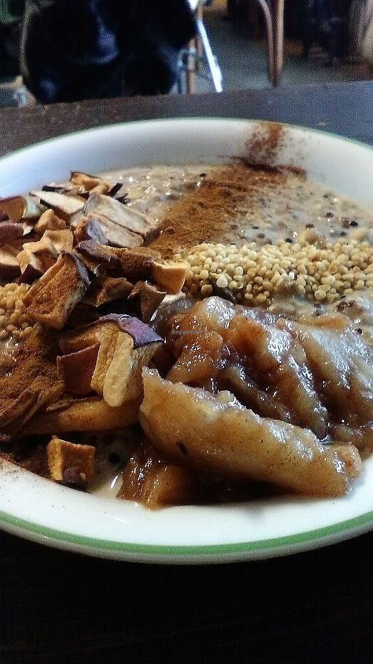 """Photo of Outdated - An Antique Cafe  by <a href=""""/members/profile/foodfirst"""">foodfirst</a> <br/>Porridge <br/> March 8, 2018  - <a href='/contact/abuse/image/36514/368277'>Report</a>"""