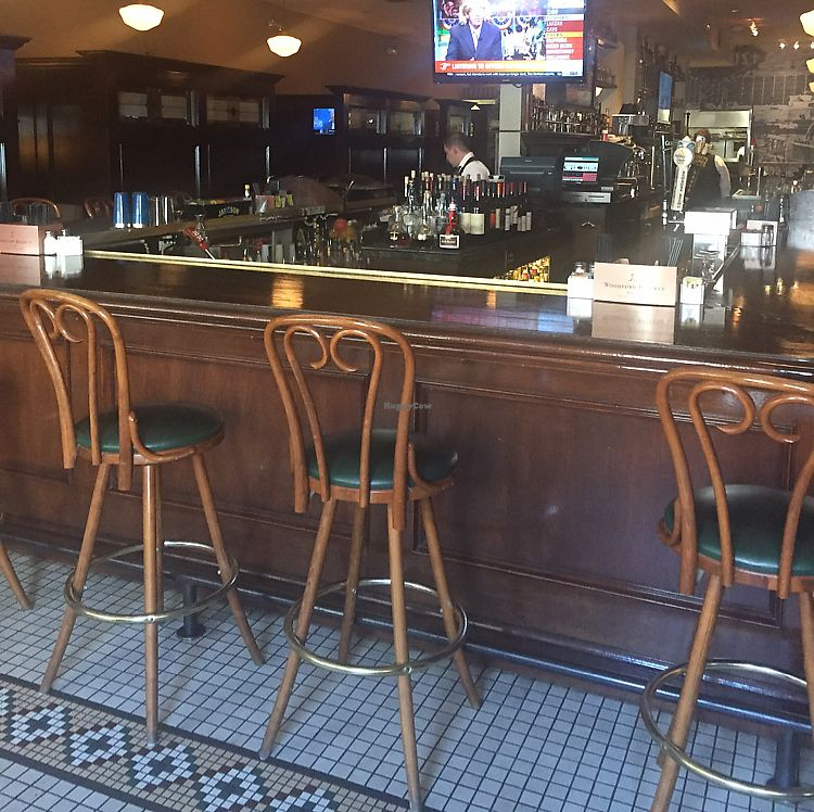 "Photo of Triple George Grill  by <a href=""/members/profile/SpiritSplit"">SpiritSplit</a> <br/>When you first walk in, you immediately see the full bar. The dinning area is to the left <br/> June 22, 2017  - <a href='/contact/abuse/image/36527/271986'>Report</a>"