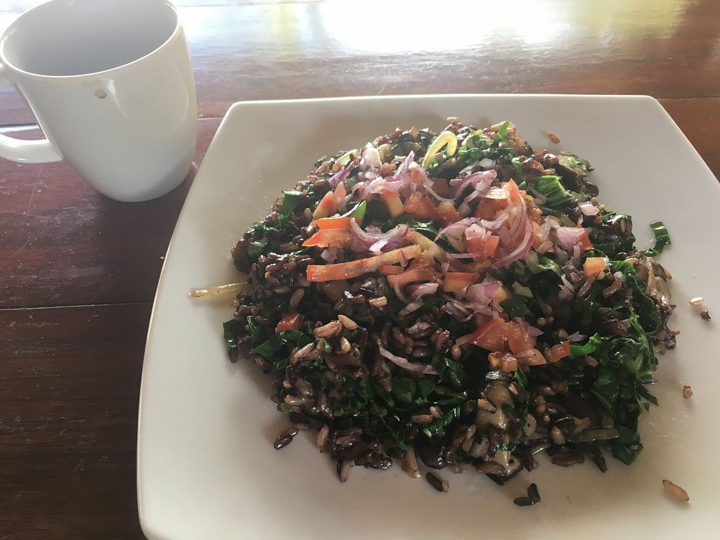"""Photo of Orion Cafe  by <a href=""""/members/profile/lantern"""">lantern</a> <br/>Salad <br/> March 20, 2016  - <a href='/contact/abuse/image/36552/140700'>Report</a>"""