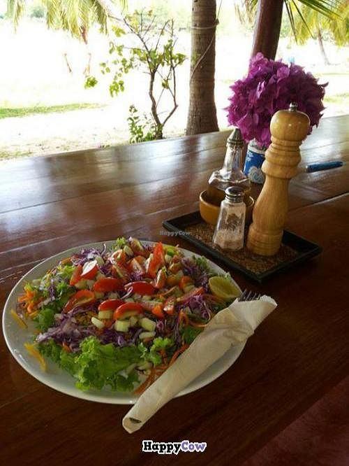 """Photo of Orion Cafe  by <a href=""""/members/profile/NuengSuwanee"""">NuengSuwanee</a> <br/>raw salad <br/> September 16, 2013  - <a href='/contact/abuse/image/36552/55052'>Report</a>"""