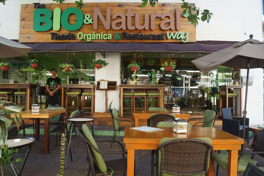 "Photo of The BIO&NATURAL Way - Restaurant & Tienda  by <a href=""/members/profile/Dana.Co"">Dana.Co</a> <br/>The BIO&NATURAL way