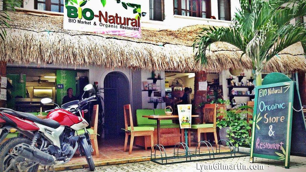 "Photo of The BIO&NATURAL Way - Restaurant & Tienda  by <a href=""/members/profile/LynnGilmartin"">LynnGilmartin</a> <br/>Bio-Natural Restaurant and Health Food Store <br/> January 2, 2014  - <a href='/contact/abuse/image/36592/61587'>Report</a>"