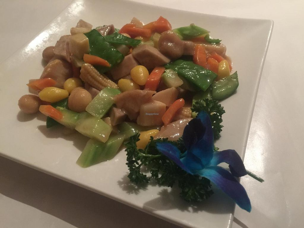 "Photo of Gong De Lin  by <a href=""/members/profile/Tiggy"">Tiggy</a> <br/>Diced hedgehog mushrooms with macadamia nuts - June 2015 <br/> June 20, 2015  - <a href='/contact/abuse/image/36597/106587'>Report</a>"