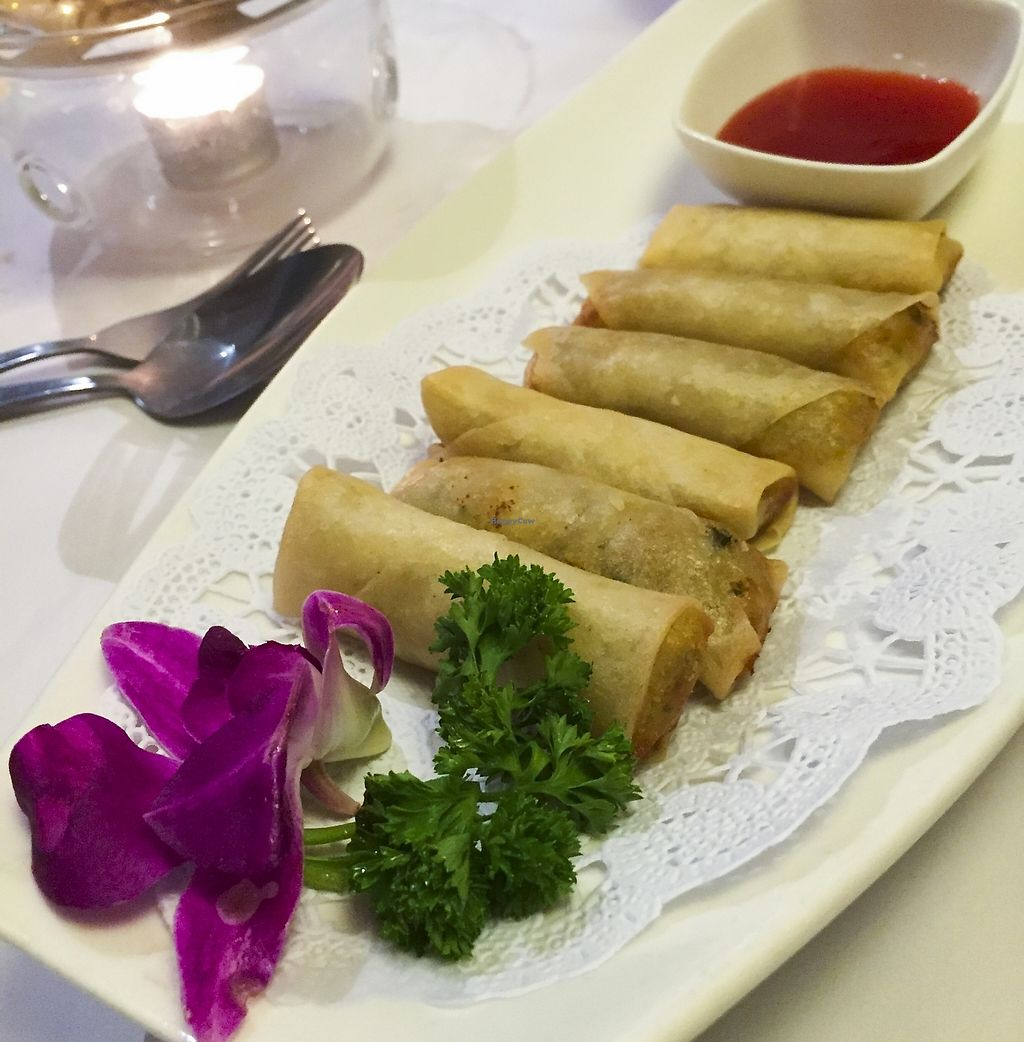 "Photo of Gong De Lin  by <a href=""/members/profile/karlaess"">karlaess</a> <br/>Spring rolls <br/> November 22, 2015  - <a href='/contact/abuse/image/36597/260072'>Report</a>"