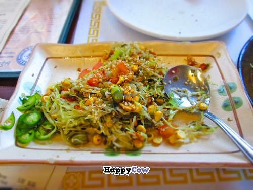 "Photo of Burmese Kitchen  by <a href=""/members/profile/AshleyLorden"">AshleyLorden</a> <br/>Tea Leaf Salad <br/> November 10, 2013  - <a href='/contact/abuse/image/36601/58309'>Report</a>"