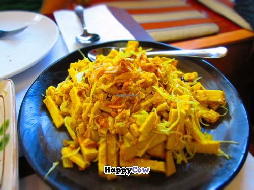 "Photo of Burmese Kitchen  by <a href=""/members/profile/AshleyLorden"">AshleyLorden</a> <br/>Golden Tofu Salad <br/> November 10, 2013  - <a href='/contact/abuse/image/36601/58310'>Report</a>"