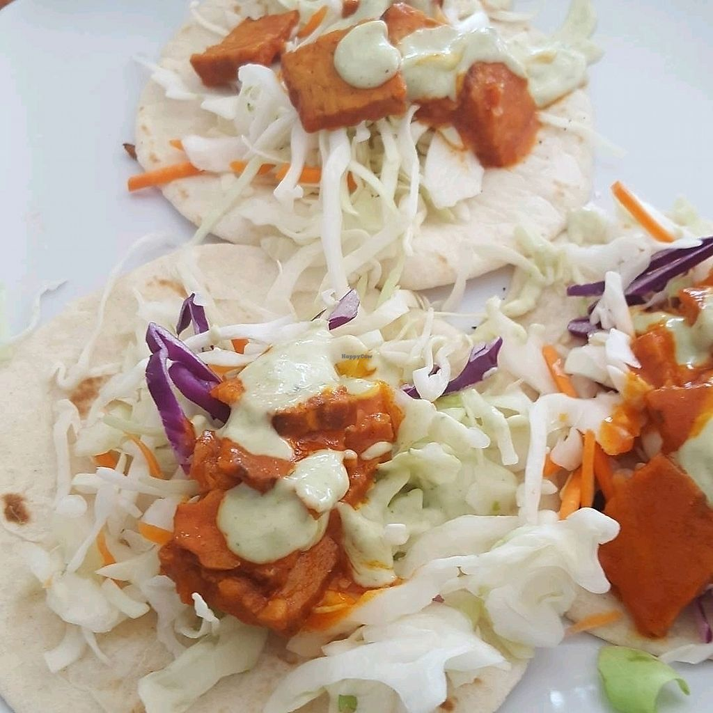 Photo of Green Bar and Kitchen  by cottes <br/>vegan tacos <br/> August 23, 2017  - <a href='/contact/abuse/image/36631/296507'>Report</a>