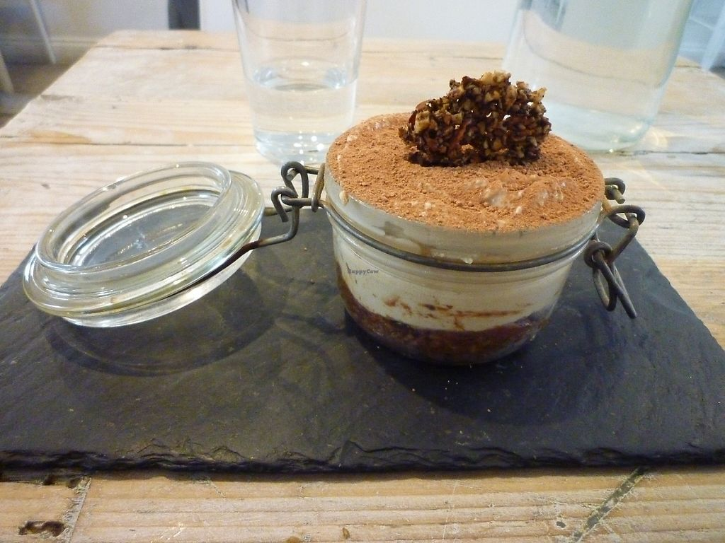 """Photo of CLOSED: Nama Artisan Raw Foods  by <a href=""""/members/profile/lilyfr"""">lilyfr</a> <br/>The Tiramisu (excellent!) <br/> June 3, 2017  - <a href='/contact/abuse/image/36686/265444'>Report</a>"""