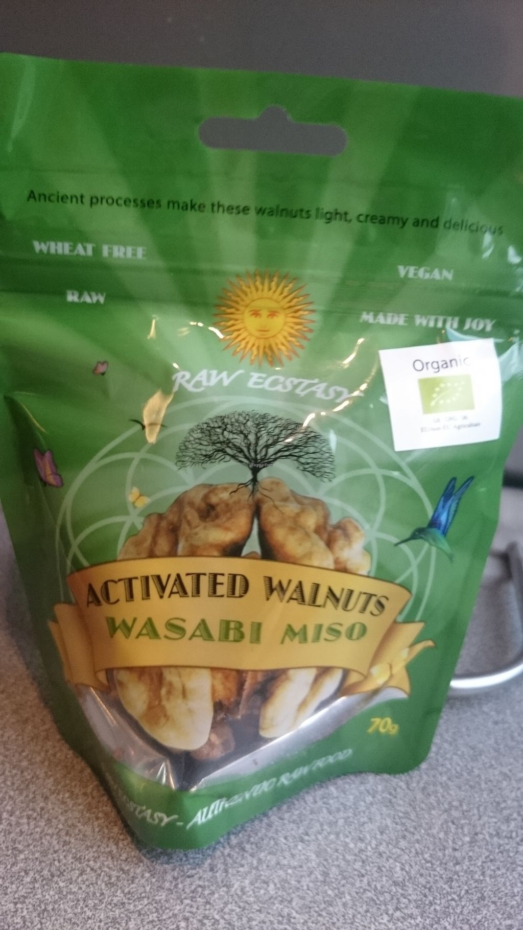 """Photo of CLOSED: Nama Artisan Raw Foods  by <a href=""""/members/profile/chb-pbfp"""">chb-pbfp</a> <br/>Wasabi <br/> August 25, 2017  - <a href='/contact/abuse/image/36686/297208'>Report</a>"""