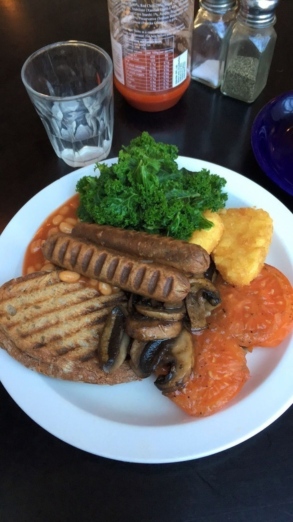 """Photo of The Gallery Cafe  by <a href=""""/members/profile/Saltyalien"""">Saltyalien</a> <br/>Full English breakfast <br/> December 1, 2016  - <a href='/contact/abuse/image/3676/196422'>Report</a>"""