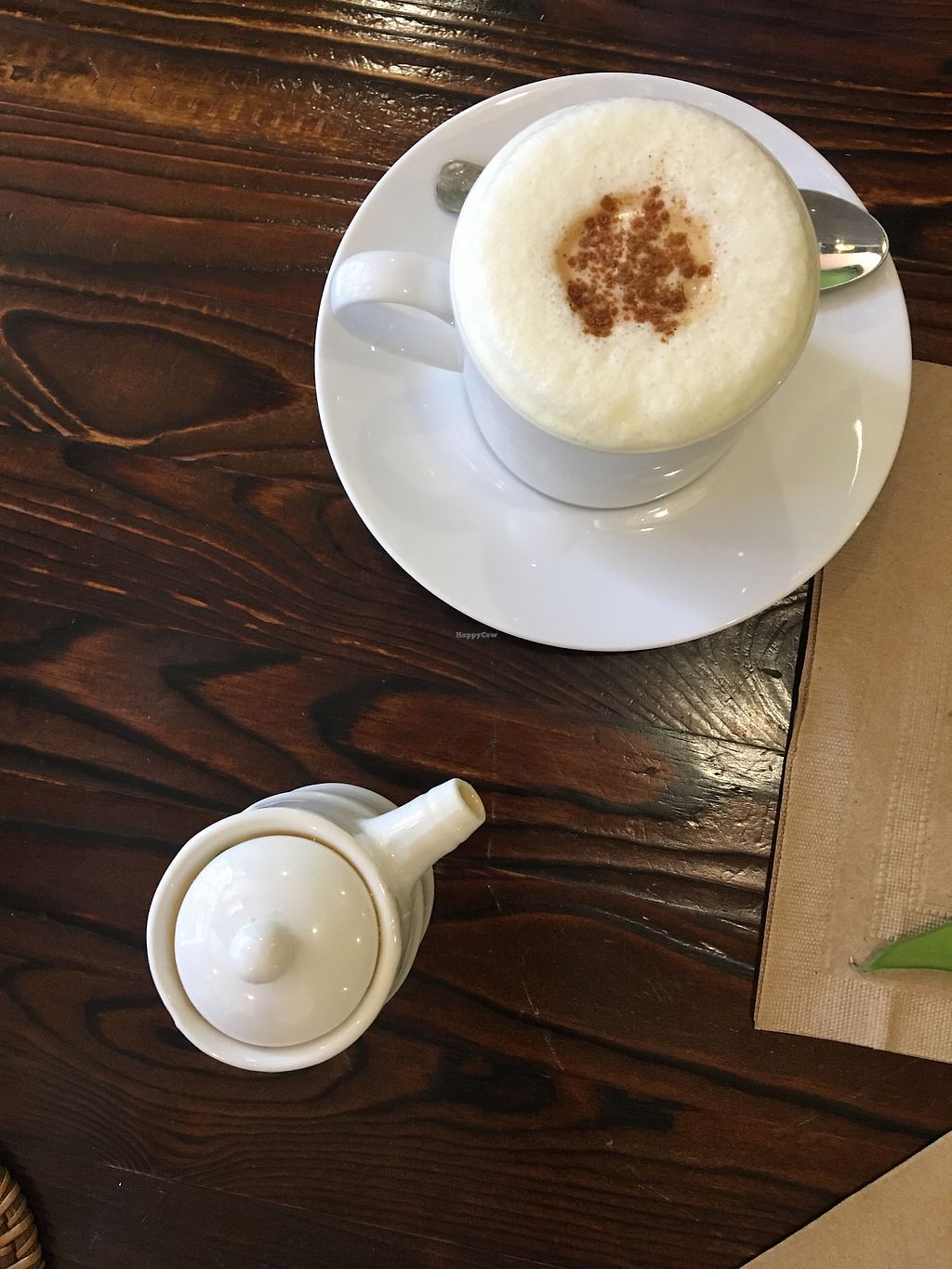 """Photo of VegiLicious  by <a href=""""/members/profile/jkseoulcraic"""">jkseoulcraic</a> <br/>Cappuccino! <br/> March 18, 2018  - <a href='/contact/abuse/image/36781/372654'>Report</a>"""