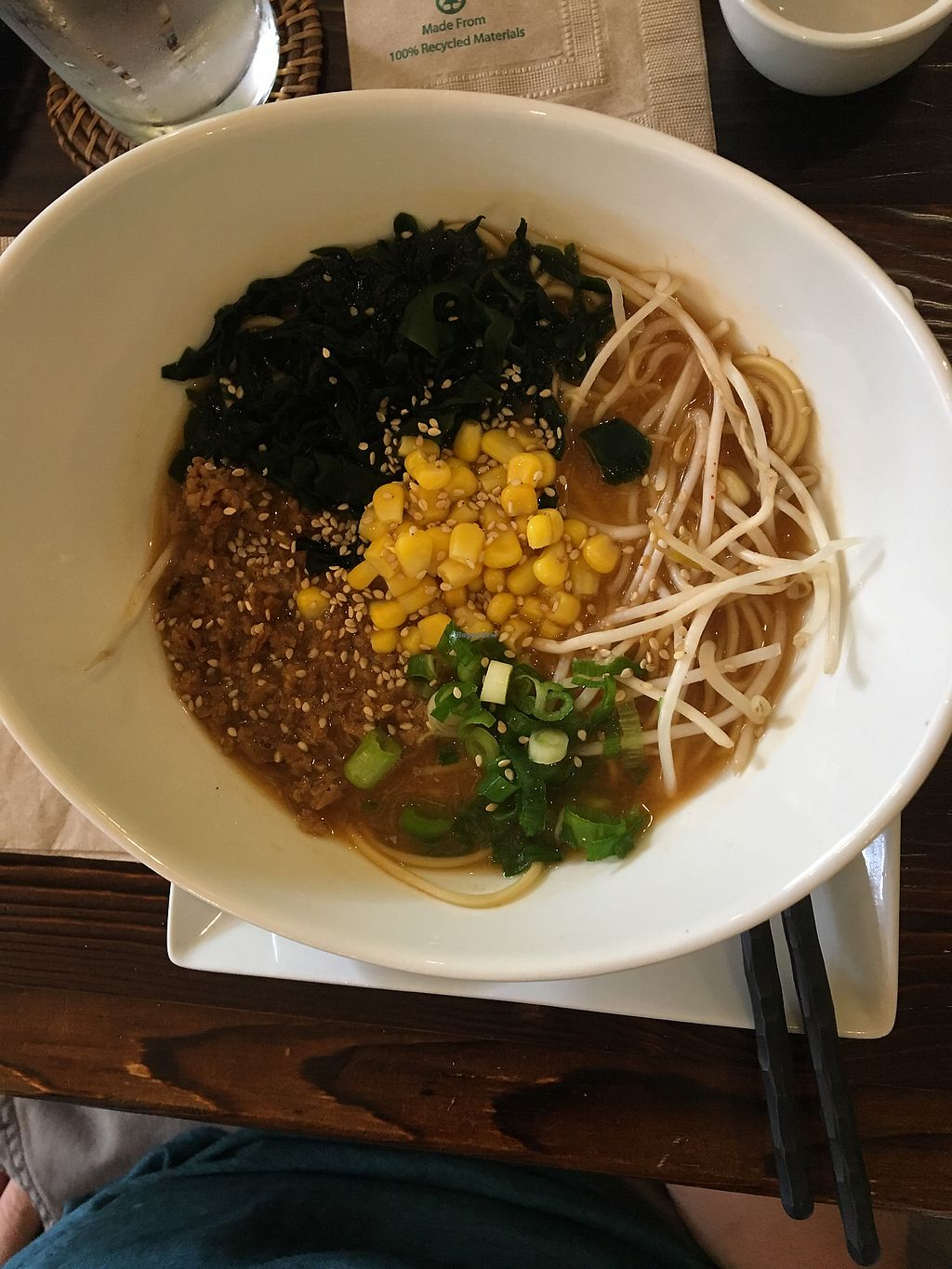 """Photo of VegiLicious  by <a href=""""/members/profile/jkseoulcraic"""">jkseoulcraic</a> <br/>Ramen. Very delicious! <br/> March 18, 2018  - <a href='/contact/abuse/image/36781/372656'>Report</a>"""