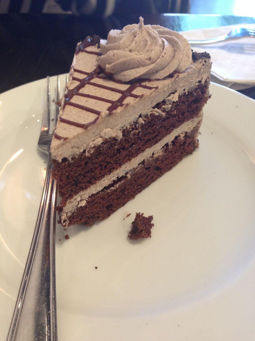 "Photo of Timeless Coffee Roasters and Bakery  by <a href=""/members/profile/jamiemichelle_xvx"">jamiemichelle_xvx</a> <br/>Vegan Cookies & Cream Cake <br/> June 5, 2014  - <a href='/contact/abuse/image/36793/71405'>Report</a>"