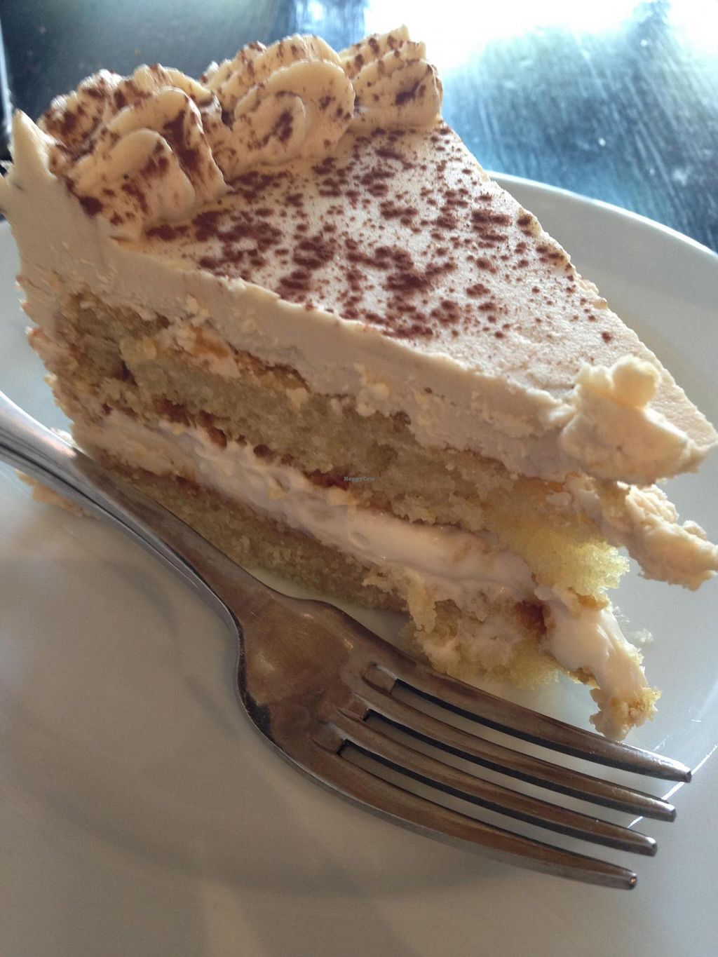 "Photo of Timeless Coffee Roasters and Bakery  by <a href=""/members/profile/jamiemichelle_xvx"">jamiemichelle_xvx</a> <br/>Tiramisu cake <br/> June 5, 2014  - <a href='/contact/abuse/image/36793/71408'>Report</a>"