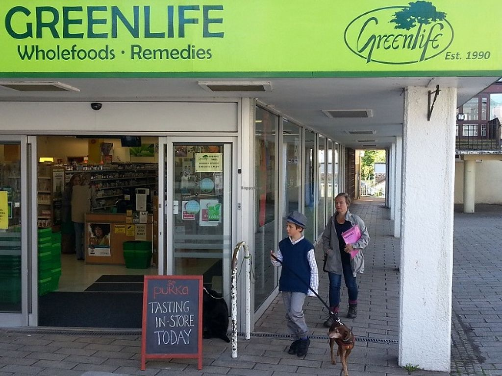 "Photo of Greenlife  by <a href=""/members/profile/Jon%20Inder"">Jon Inder</a> <br/>Greenlife Shop Front <br/> September 30, 2015  - <a href='/contact/abuse/image/3680/119639'>Report</a>"