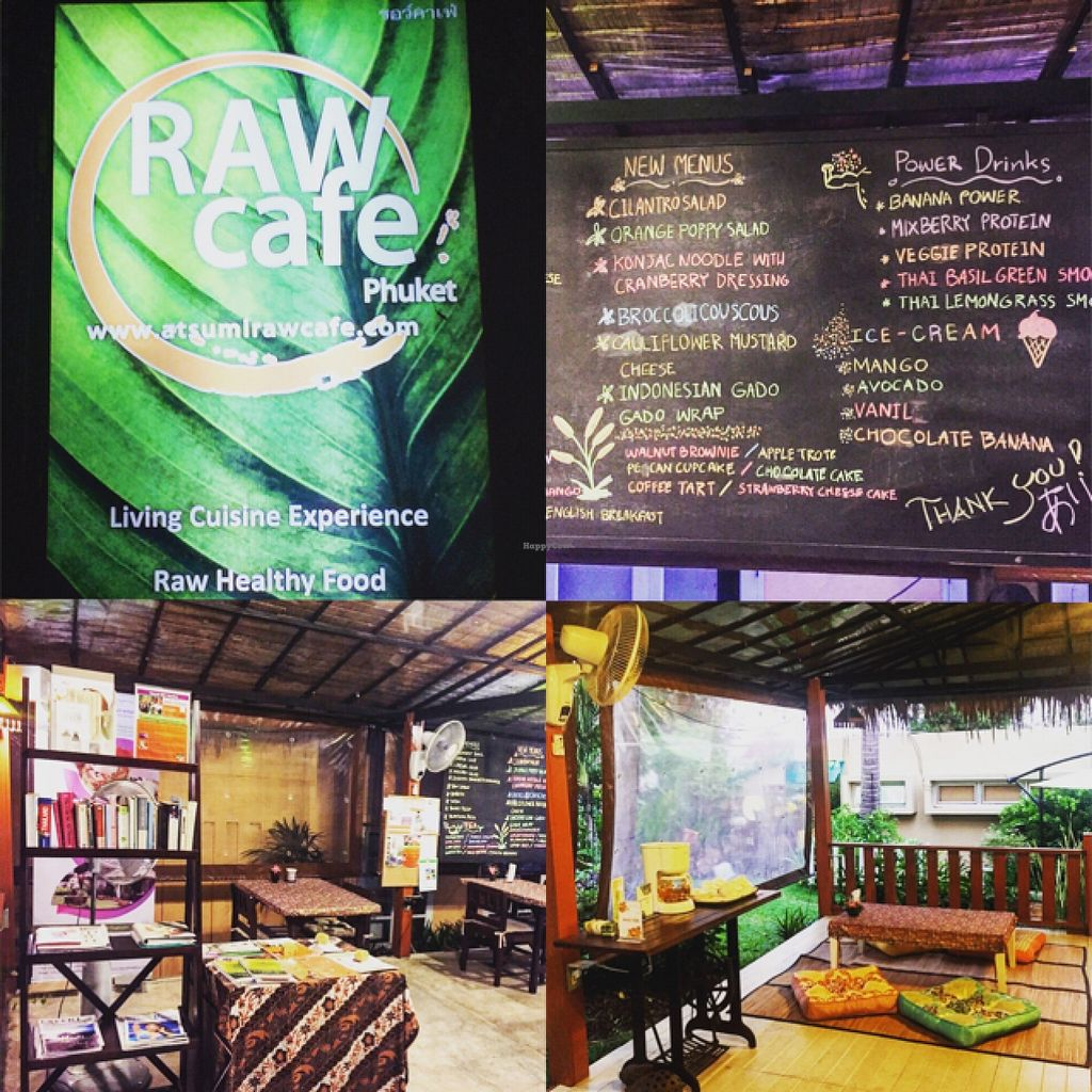 """Photo of Atsumi Raw Cafe  by <a href=""""/members/profile/fcfon"""">fcfon</a> <br/>cafe <br/> October 13, 2015  - <a href='/contact/abuse/image/36812/121197'>Report</a>"""