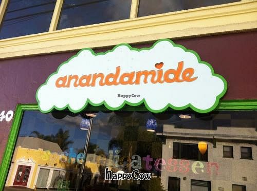 """Photo of Anandamide - Psychedelicatessen  by <a href=""""/members/profile/AnjiBee"""">AnjiBee</a> <br/>Front window of the newly opened Anandamide : Psychedelicatessen in Long Beach, CA <br/> February 8, 2013  - <a href='/contact/abuse/image/36813/43975'>Report</a>"""