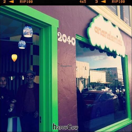 """Photo of Anandamide - Psychedelicatessen  by <a href=""""/members/profile/AnjiBee"""">AnjiBee</a> <br/>Storefront view of Anadmide on opening day <br/> February 8, 2013  - <a href='/contact/abuse/image/36813/43986'>Report</a>"""