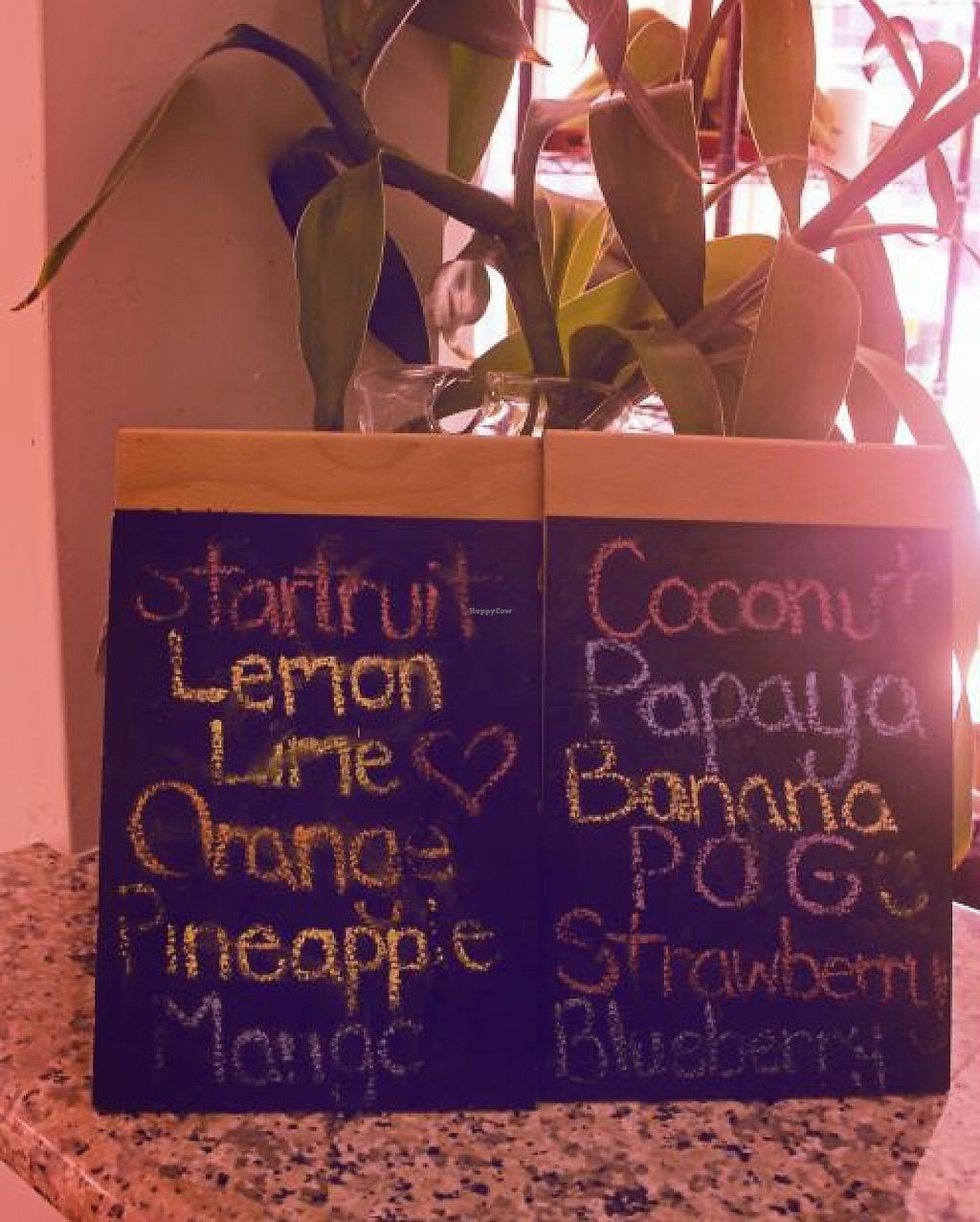 """Photo of Bamboo Fresh  by <a href=""""/members/profile/april_love7"""">april_love7</a> <br/>Choose from these AMAZING local fruits to create your own smoothie!!!  <br/> February 10, 2013  - <a href='/contact/abuse/image/36864/199597'>Report</a>"""