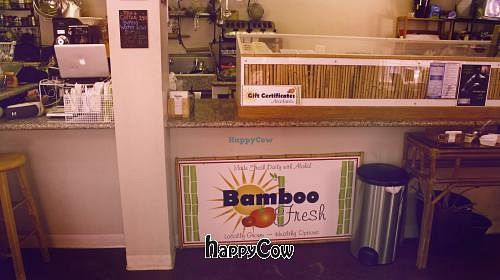 """Photo of Bamboo Fresh  by <a href=""""/members/profile/april_love7"""">april_love7</a> <br/>Come in today! Support local, eat healthy and feel better!!!!! <br/> February 10, 2013  - <a href='/contact/abuse/image/36864/44035'>Report</a>"""
