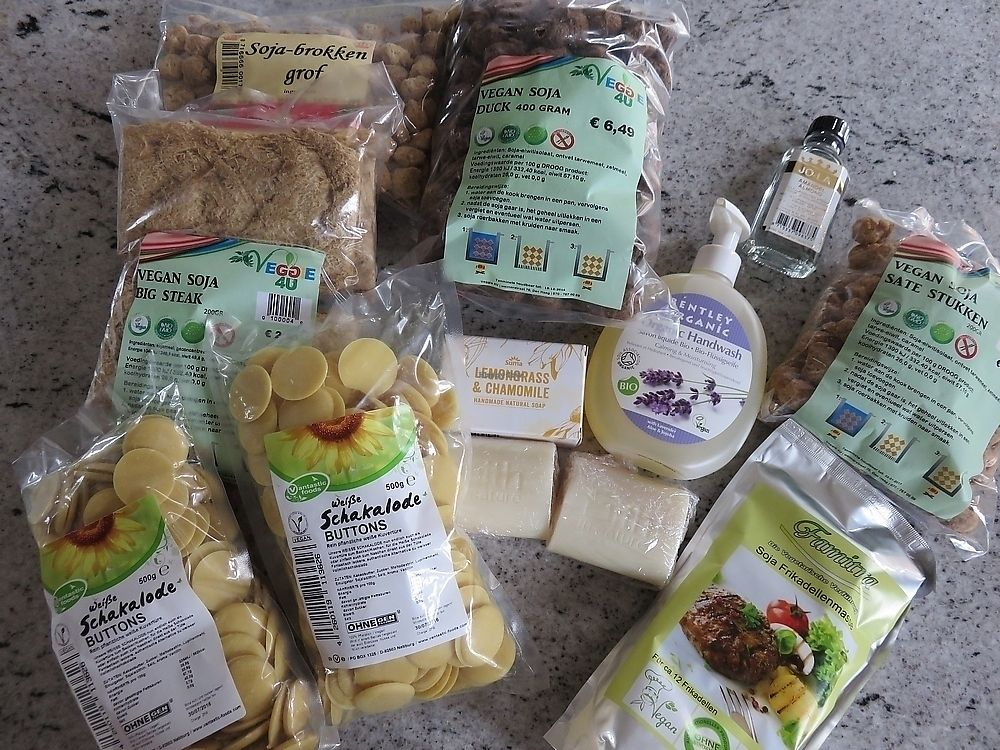 "Photo of Veggie4U  by <a href=""/members/profile/TrudiBruges"">TrudiBruges</a> <br/>products from Veggie4U, The Hague <br/> November 20, 2017  - <a href='/contact/abuse/image/36922/327492'>Report</a>"
