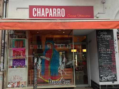 """Photo of Chaparro  by <a href=""""/members/profile/Tomo%20Okabe"""">Tomo Okabe</a> <br/>in front of the restaurant.  <br/> February 15, 2013  - <a href='/contact/abuse/image/36944/44234'>Report</a>"""