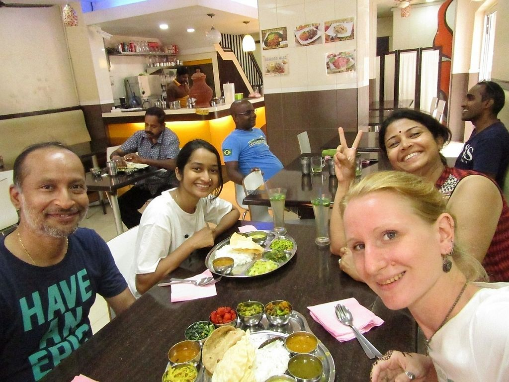 """Photo of Thali NR Sweets Cafe  by <a href=""""/members/profile/u_are_brilliant"""">u_are_brilliant</a> <br/>Thali set <br/> March 9, 2017  - <a href='/contact/abuse/image/36947/234557'>Report</a>"""