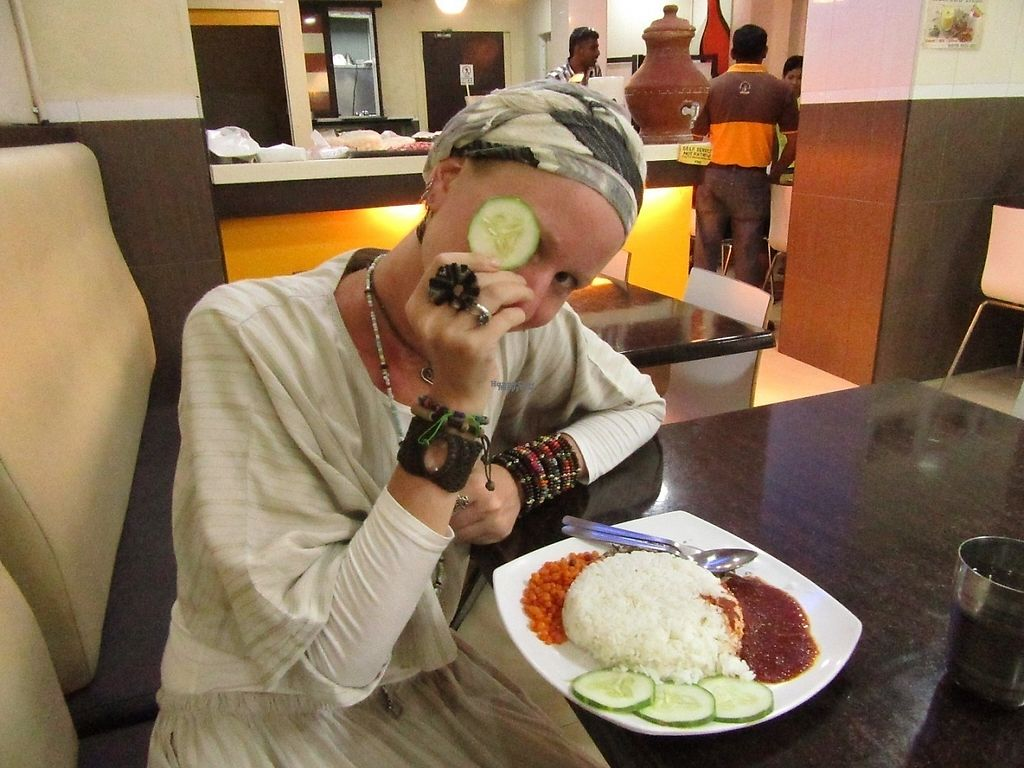 """Photo of Thali NR Sweets Cafe  by <a href=""""/members/profile/u_are_brilliant"""">u_are_brilliant</a> <br/>Nasi Lemak <br/> March 9, 2017  - <a href='/contact/abuse/image/36947/234558'>Report</a>"""