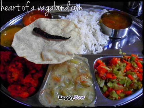 """Photo of Thali NR Sweets Cafe  by <a href=""""/members/profile/YaraCoelho"""">YaraCoelho</a> <br/>express thali <br/> November 4, 2013  - <a href='/contact/abuse/image/36947/57870'>Report</a>"""