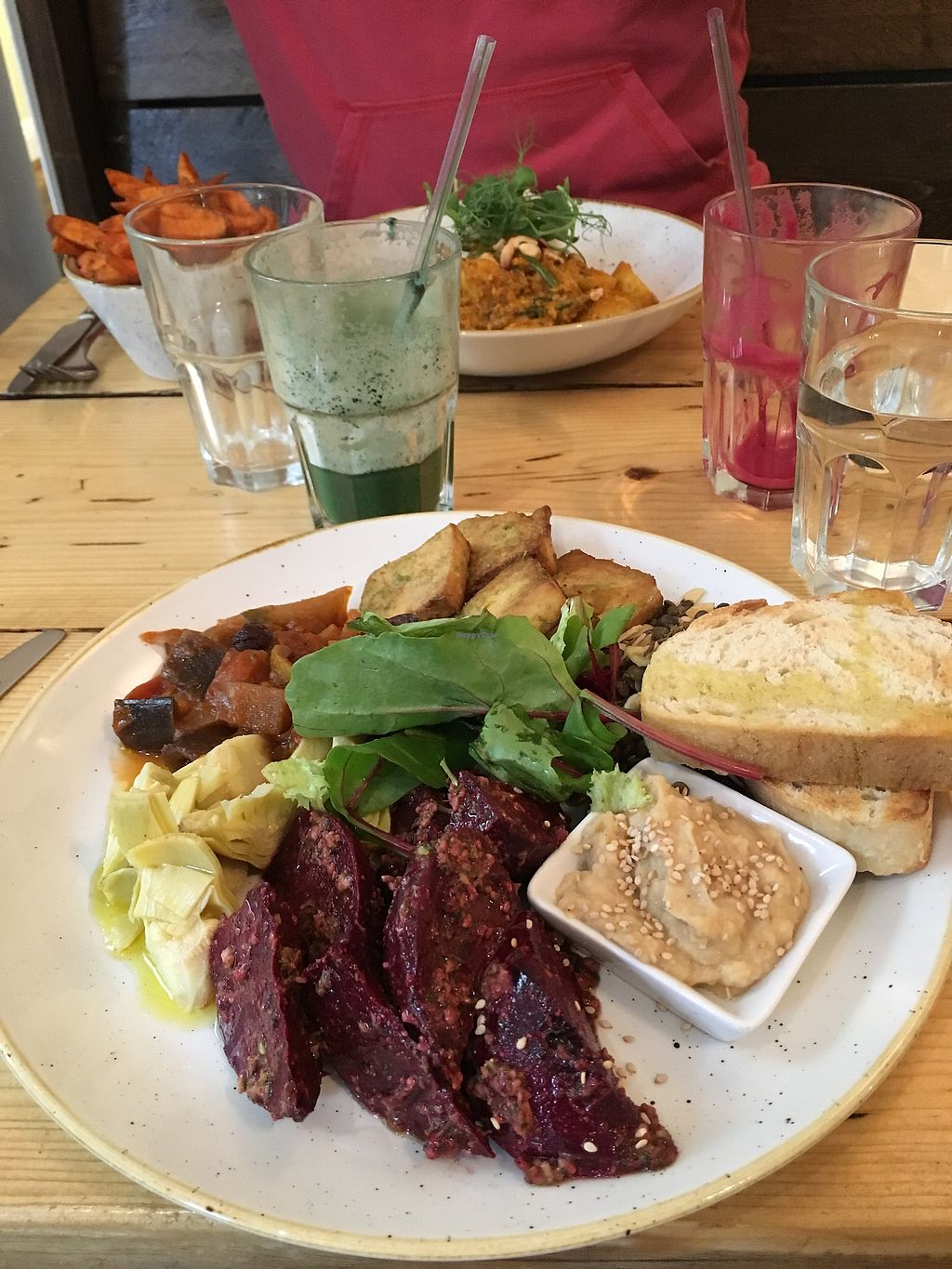 "Photo of The Green Rocket Cafe  by <a href=""/members/profile/FannyBarrier"">FannyBarrier</a> <br/>Italian tasting plate for one <br/> July 29, 2017  - <a href='/contact/abuse/image/36987/286100'>Report</a>"