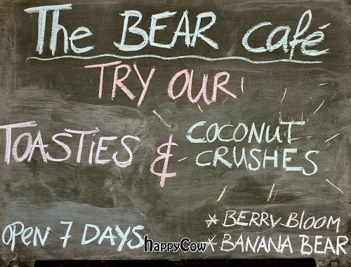 Photo of CLOSED: The Bear Cafe  by Bear439 <br/>Display <br/> March 6, 2013  - <a href='/contact/abuse/image/37016/45111'>Report</a>