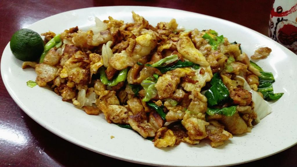 """Photo of Tian Ka Vegetarian  by <a href=""""/members/profile/Tiffanymlk"""">Tiffanymlk</a> <br/>Vegetarian oyster  <br/> June 13, 2015  - <a href='/contact/abuse/image/37019/105789'>Report</a>"""